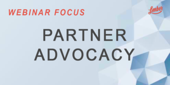 Webinar Partner Advocacy - Limber