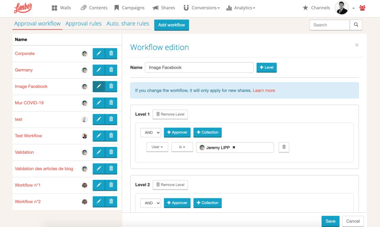 Validation Workflows